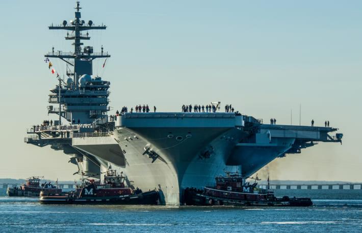 アメリカは中国、ロシアを追い抜けるか──激化する軍事、経済安全保障のブロックチェーン競争