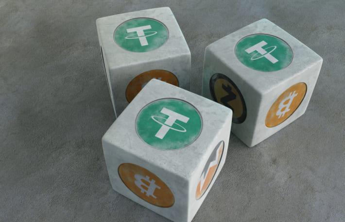 米ドル連動のテザー、1ドル割れが続く