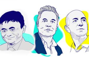 アリババ、アマゾン、テスラ、トヨタ──GWに読みたい金融・経済界の自伝・伝記6選
