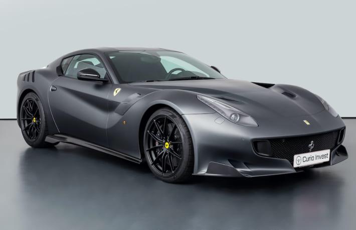 """フェラーリが1億6000万円、S&P500を上回る""""スーパーカートークン""""とは"""
