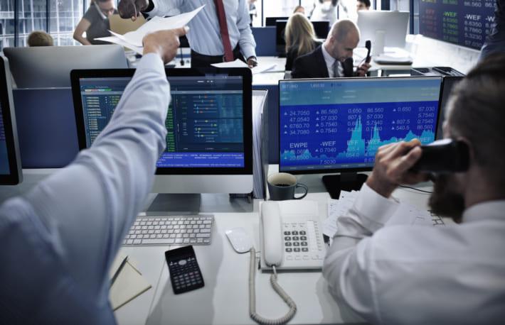 暗号資産デリバティブ、取引高が過去最高を記録