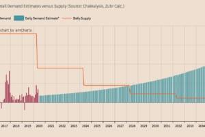 ビットコイン市場で存在感を増す個人投資家──いずれは「サトシ」で取引か
