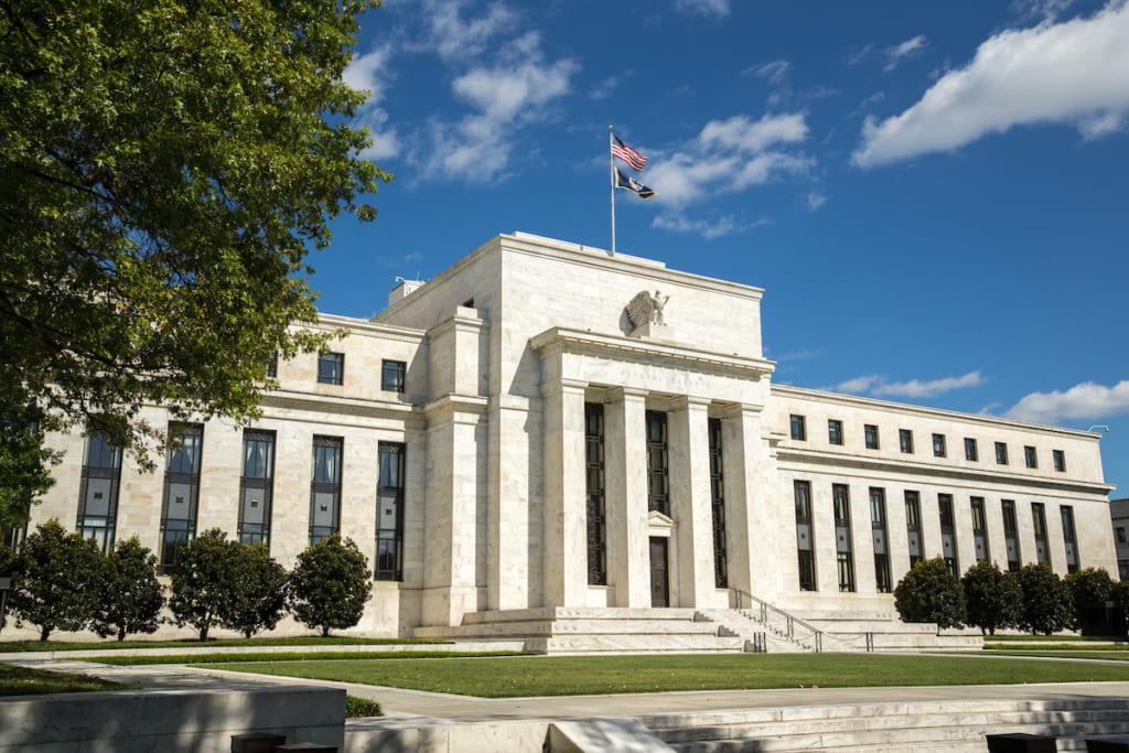 FRBのゼロ金利維持でもビットコインに流入する資金