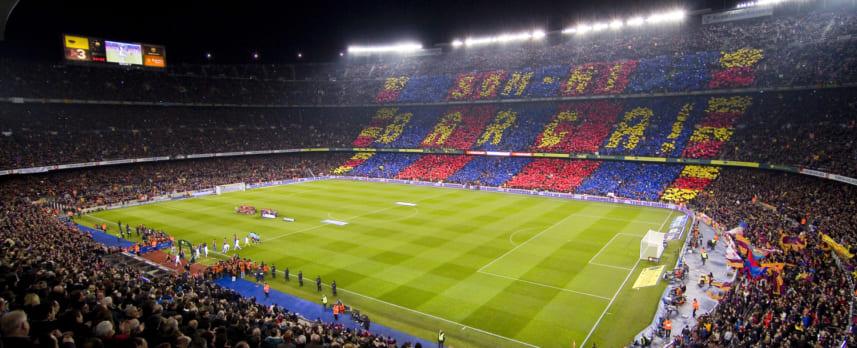 FCバルセロナ、2時間で1億4000万円相当のトークンを販売