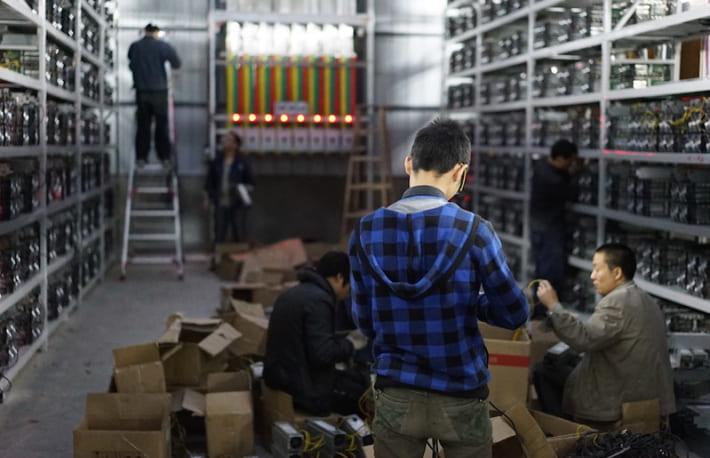 ビットコインのマイニング難易度、過去最高を記録──新型と旧型マシンが混在する中国