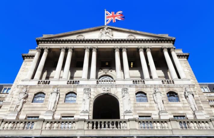 英中央銀行総裁、デジタル通貨発行を検討中と発言:報道