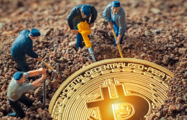 ビットコインの強気相場でマイニング株が高騰