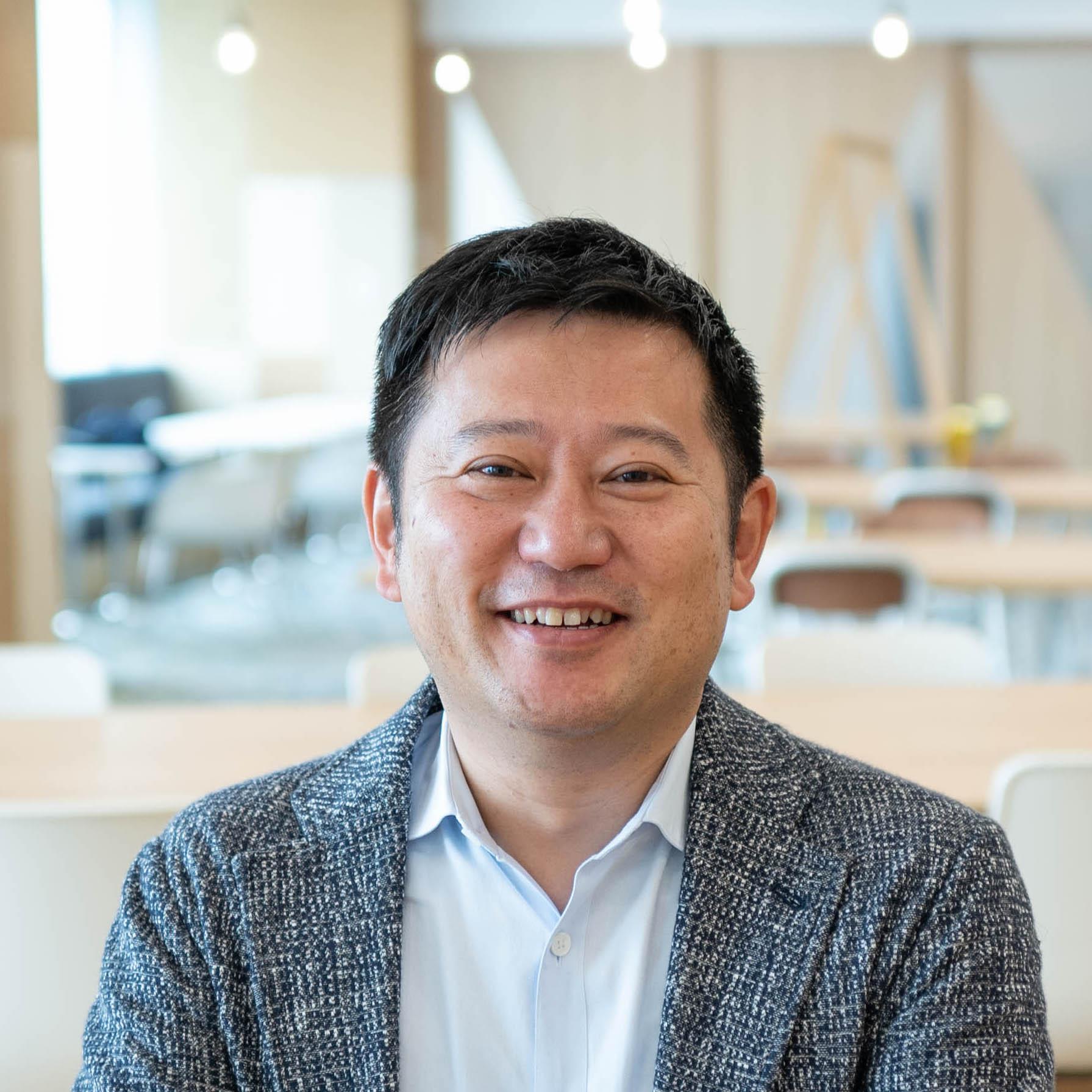 辻 庸介 氏 | 株式会社マネーフォワード 代表取締役社長CEO