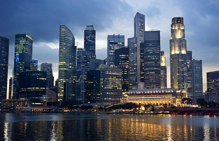 シンガポール証券取引所、ビットコインインデックスを開始へ──英データ企業と連携