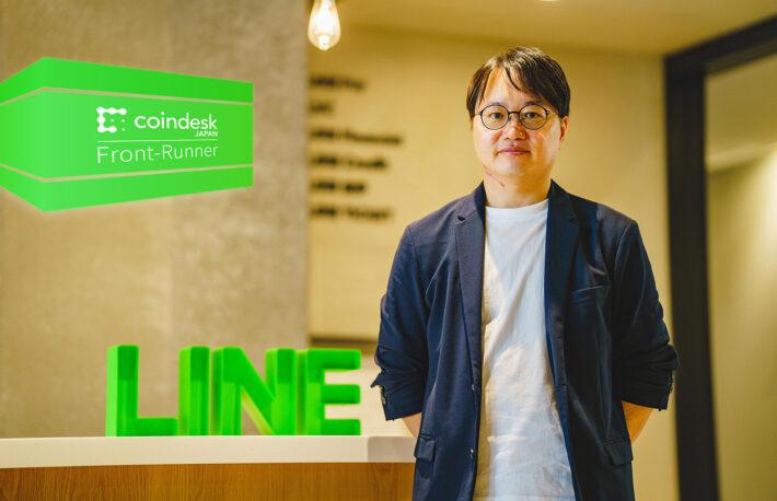 LINEのトークンエコノミーが始動した──8400万人をどう動かす【LVC社長インタビュー】