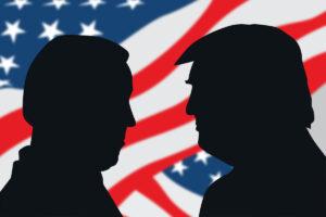 米大統領選TV討論会、分散型予測市場の判断は?