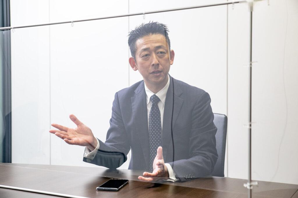 SBIネオモバイル証券・小川社長