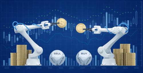 FX(外国為替)の自動売買で米ドルとユーロを取引