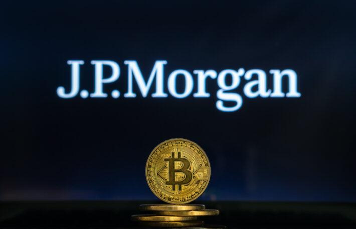 機関投資家、ビットコイン購入の勢い強める:JPモルガン