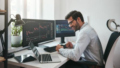 FX(外国為替)トレーダーとFXチャート