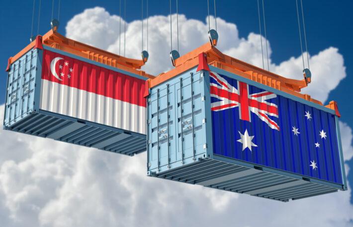 豪州とシンガポール、ブロックチェーンでペーパーレス貿易──試験運用を開始
