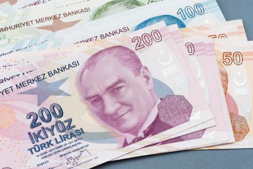 トルコリラ/円 スワップポイント