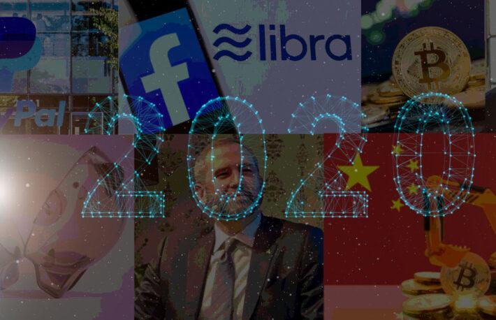 リブラはディエムへ、DeFi注目高まる、PayPalが売買サービス──2020年の暗号資産・ブロックチェーンニュース【海外編・振り返り】