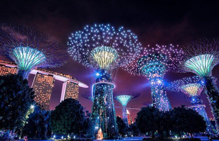 シンガポール、ブロックチェーンの事業創出を加速──国立研究財団が資金