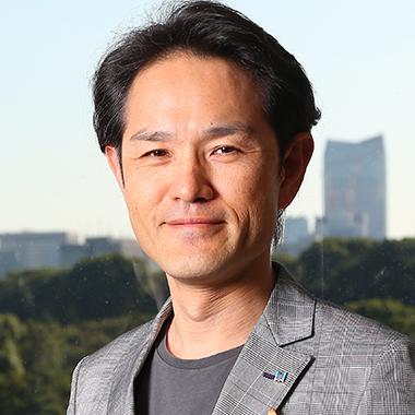 溝口敦氏(株式会社メディアドゥ 取締役 CBDO)