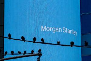 モルガンスタンレー、ビットコイン保有する米企業の株を買い増し