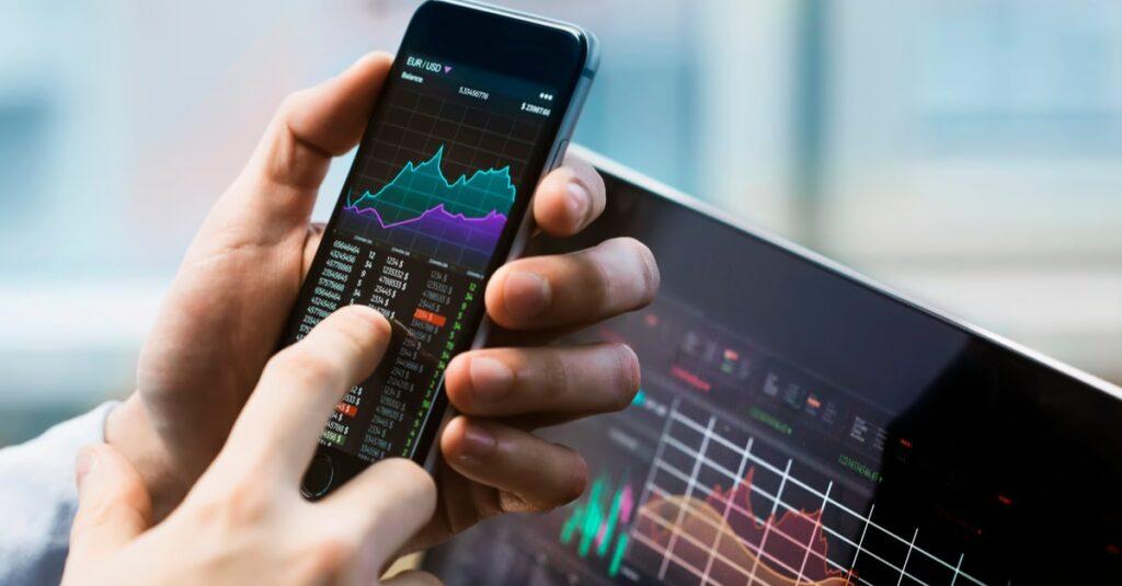 モバイル,ネット証券