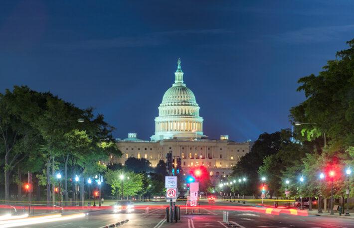 極右グループ、米議会襲撃前に5400万円のビットコインを受け取る:チェイナリシス