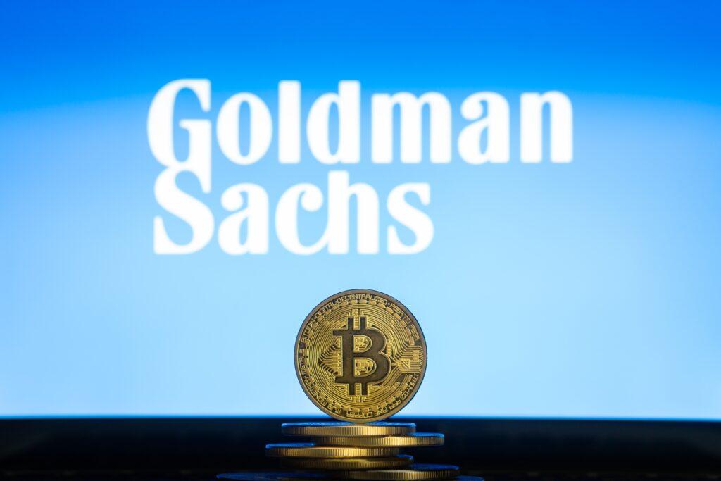 """金とビットコイン、""""食い合う""""ことはない:ゴールドマン・サックス"""