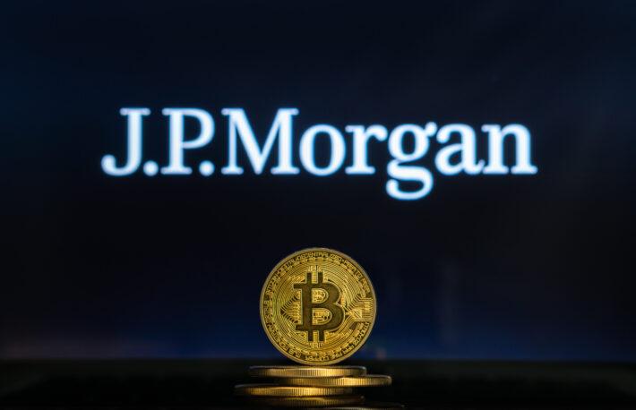 JPモルガン、ビットコインのアクティブファンドを計画:関係者