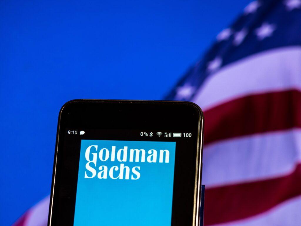 ゴールドマン、ビットコインのデリバティブ取引を投資家に