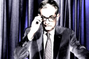 パウエル議長、FOMC後に会見──米国債利回り上昇で高リスク資産への影響は