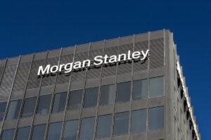 モルガン・スタンレー、米生保がデジタル資産運用会社に出資