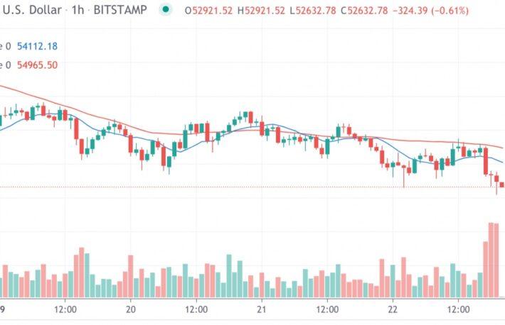 ビットコインは4日続けて弱含み、市場はアルトコインに注目【市場動向】