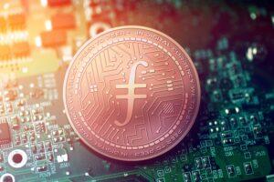ファイルコインのFILが高騰、時価総額で9位に浮上