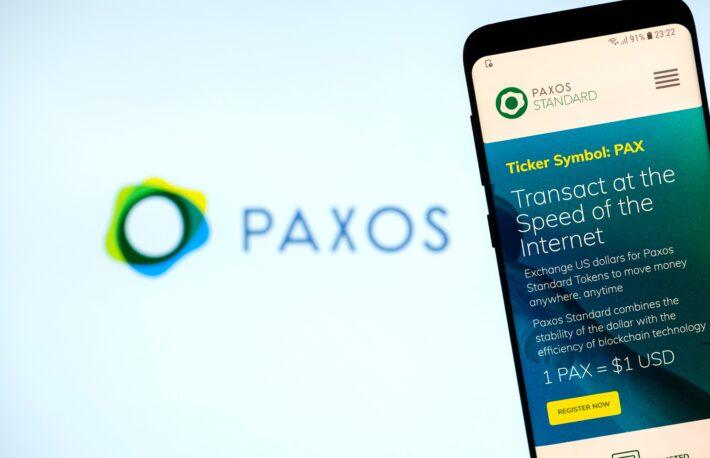 Paxos、ペイパルなどから3億ドルを調達──評価額は24億ドルに