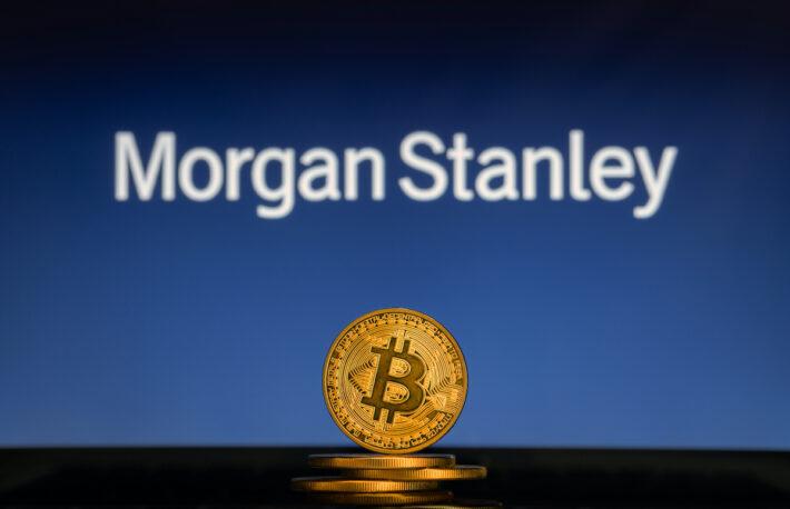 モルガン・スタンレー、複数の投資信託でビットコインに間接投資:SEC書類