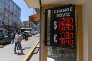 トルコが暗号資産の決済利用を禁止、ビットコインは下落
