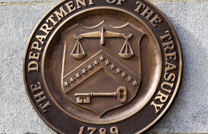 1万ドル以上の暗号資産送金に報告義務:米財務省