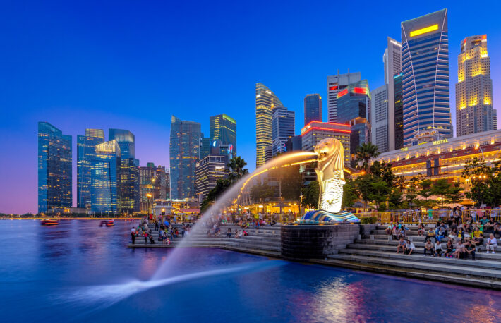 シンガポールDBS、ビットコインの信託を開始、銀行ではアジア初