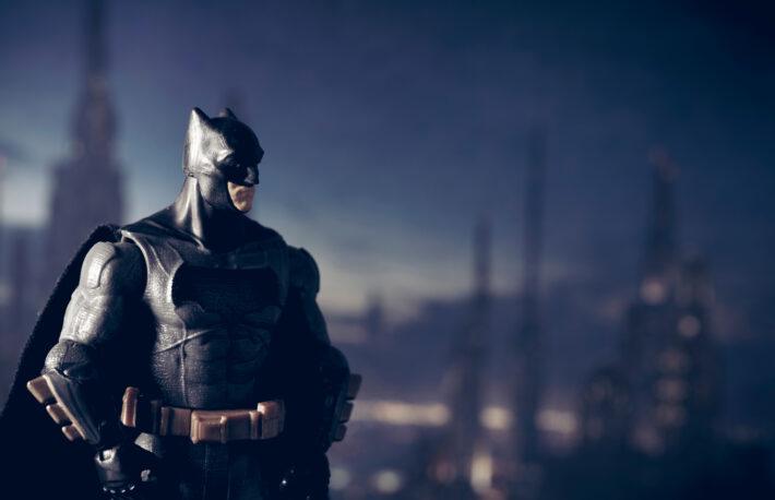 ビットコインはバットマンだ【オピニオン】