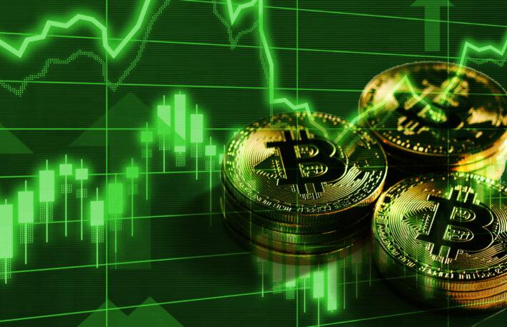 S&P500の減速でビットコインに下げ圧力か