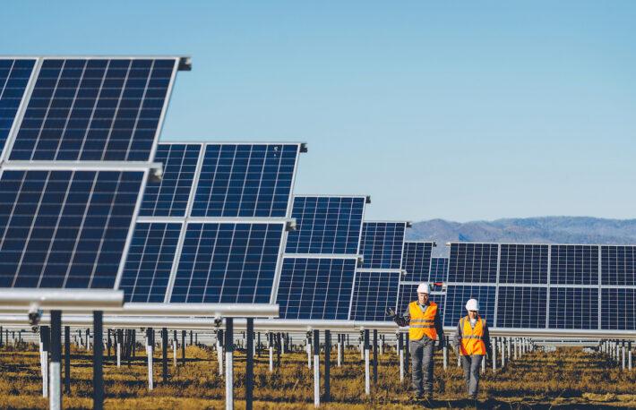 米スクエア、太陽光発電によるビットコインマイニング施設を建設へ