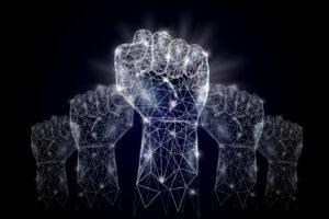 「本質的に右派」?「デジタルな反逆」?暗号資産の政治色を考える