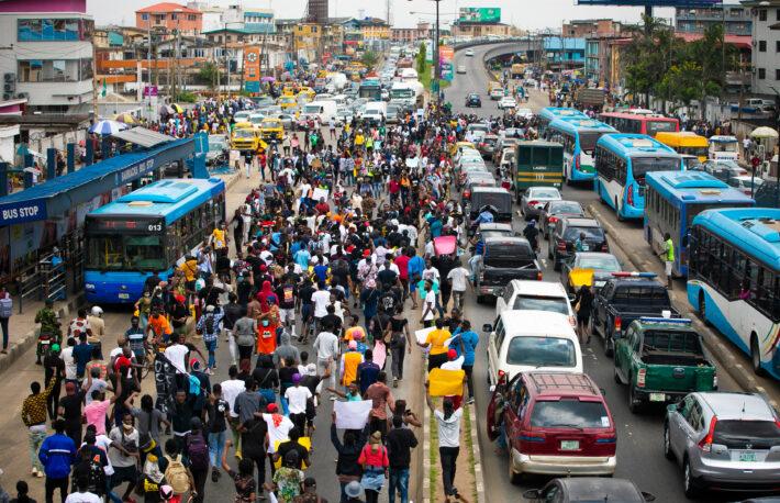 ビットコインのP2P取引が急増するナイジェリア──政府は禁止令