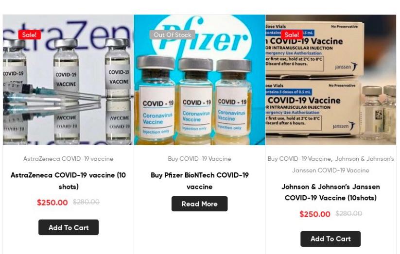 偽のワクチン証明書、盗まれたワクチンがダークウェブに【新型コロナ】