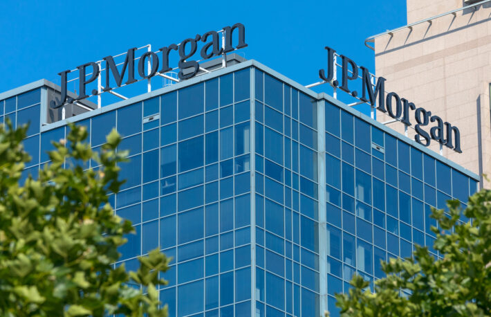 JPモルガン、富裕層顧客にビットコインファンド提供か