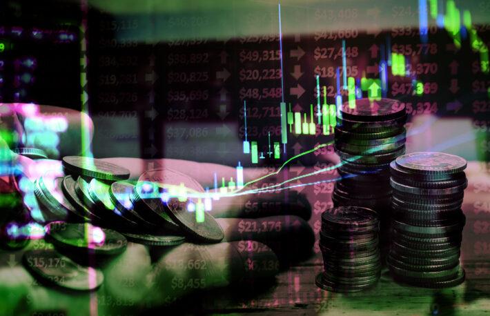 """暗号資産、レバレッジ""""熱狂""""市場の終焉"""