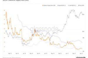 【市場動向】ビットコイン、指標は強気を示す