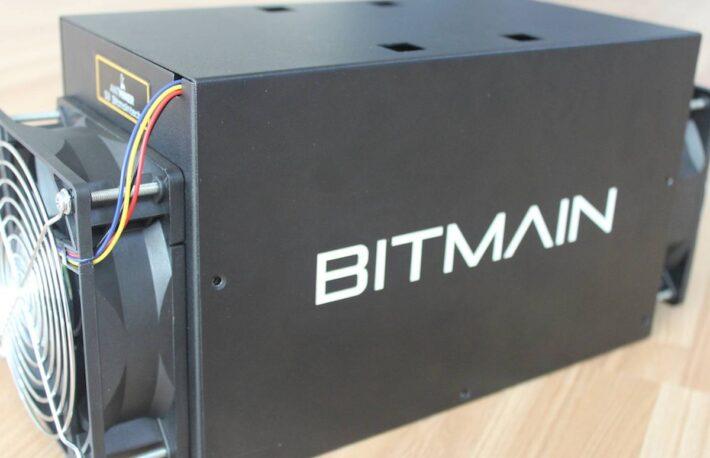 ビットメイン、中国でのマイニング機器販売を停止