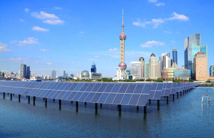 中国、グリーン電力取引にブロックチェーン